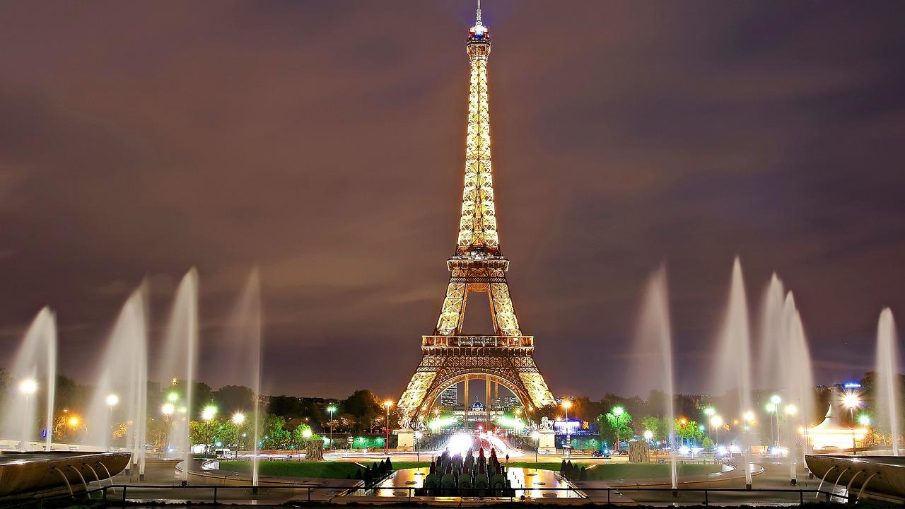 Image result for paris night