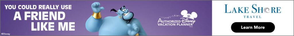 Disney Authorized Travel Planner